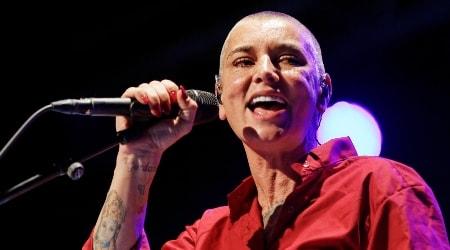 Sinéad O'Connor Height, Weight, Age, Body Statistics