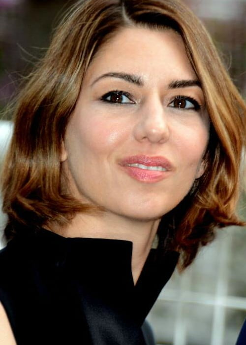 Sofia Coppola at the Cannes Film Festival in May 2014
