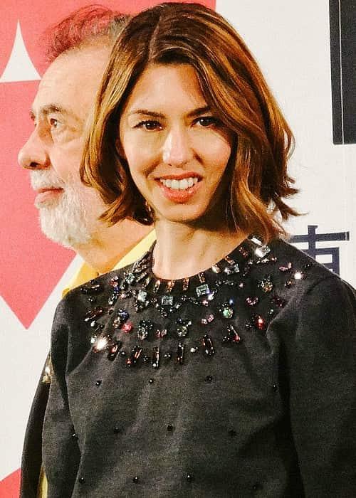 Sofia Coppola at the Tokyo International Film Festival in October 2013