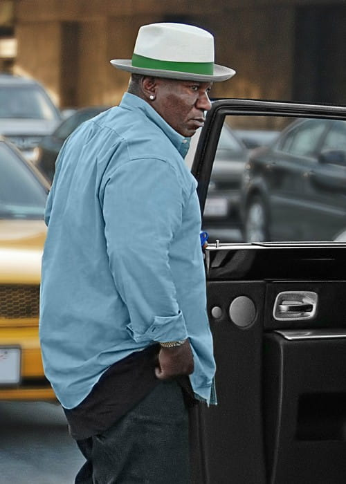 Ving Rhames as seen in June 2010