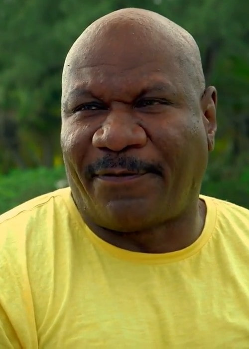 Ving Rhames in a still from an interview as seen in December 2017