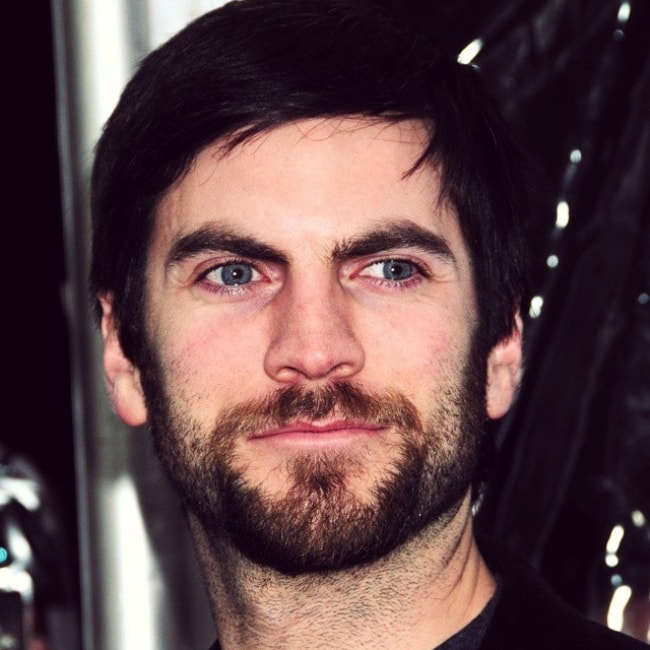 Wes Bentley sporting his casually perfect looks
