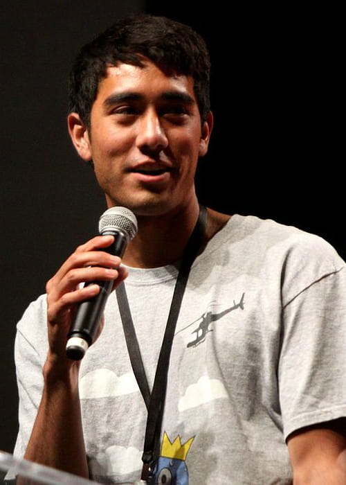 Zach King speaking at VidCon in June 2012
