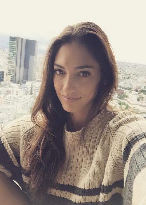 Allison Stokke while out in Tokyo in Cerulean Tower Tokyu Hotel in September 2015