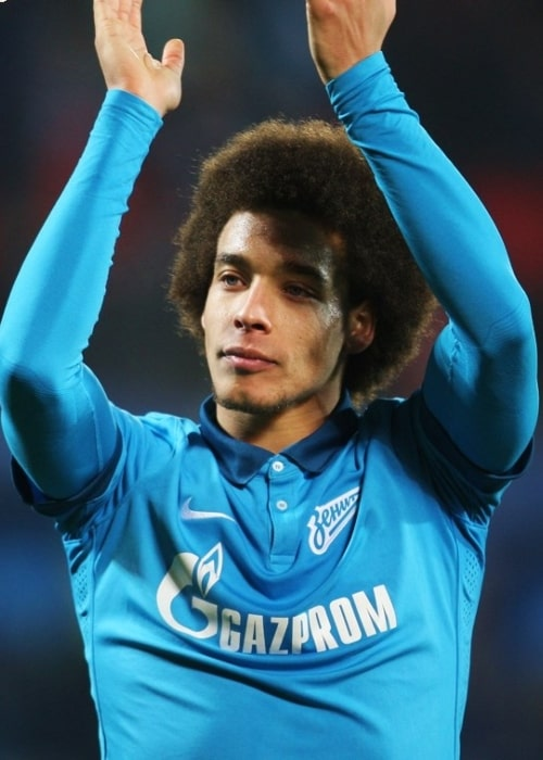 Axel Witsel as seen in November 2014