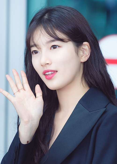 Bae Suzy during Incheon Airport on July 18, 2017