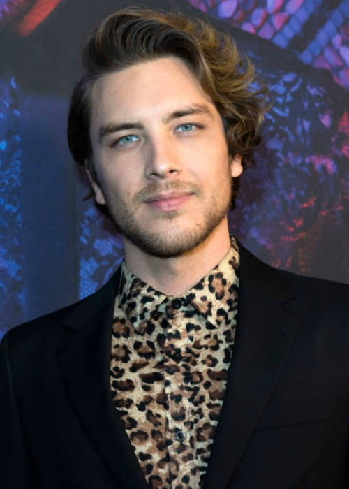 Cody Fern as seen in August 2018
