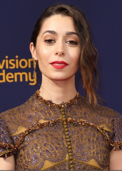Cristin Milioti as seen at the Creative Arts Emmy Awards 2018