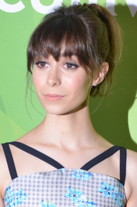 Cristin Milioti as seen at the NBCUniversal's 2014 Summer TCA Tour