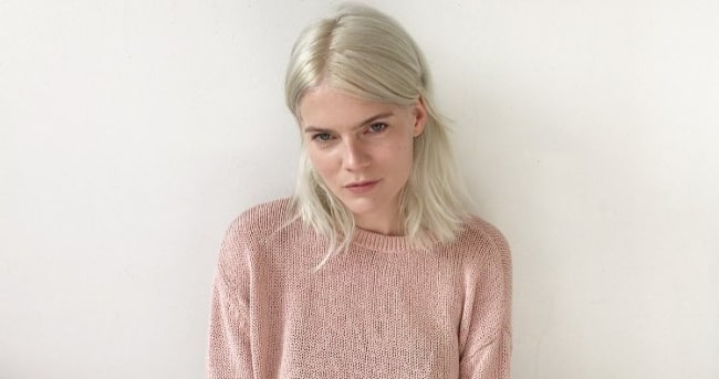 Emma Greenwell as seen in October 2016