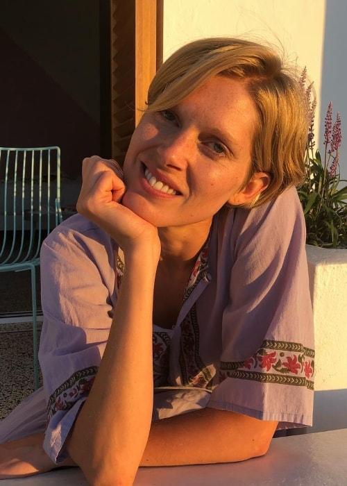 Iselin Steiro as seen in August 2018
