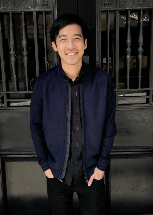 Jimmy Wong as seen in July 2018