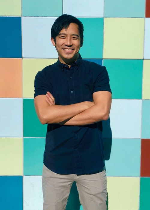Jimmy Wong Food Network