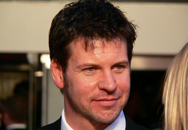 Lloyd Owen at the premiere of Miss Potter in December 2006