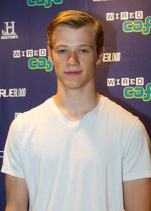 Lucas Till as seen at the San Diego Comic-Con International in July 2011