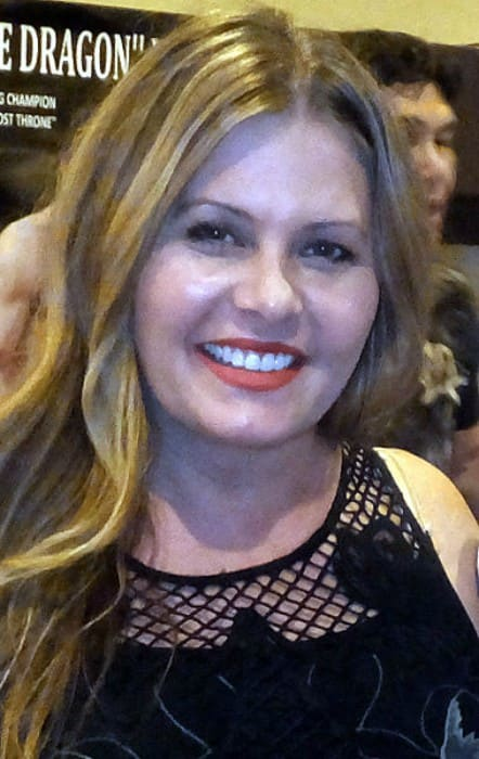 Nicole Eggert as seen in April 2014