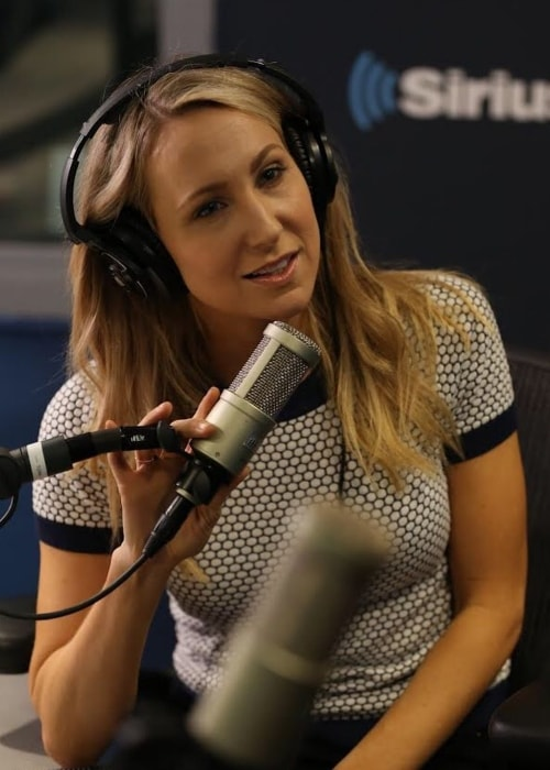 Nikki Glaser as seen in February 2018