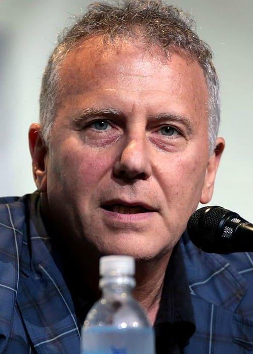 Paul Reiser speaking at the 2016 San Diego Comic-Con