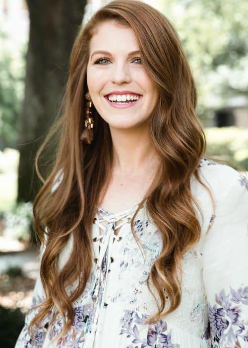 Rachel Earls as seen in May 2018