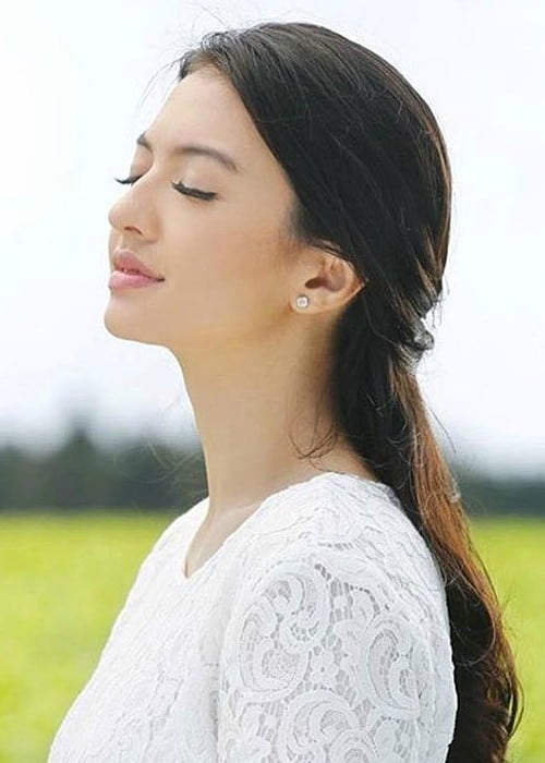 Raline Shah as seen in March 2018