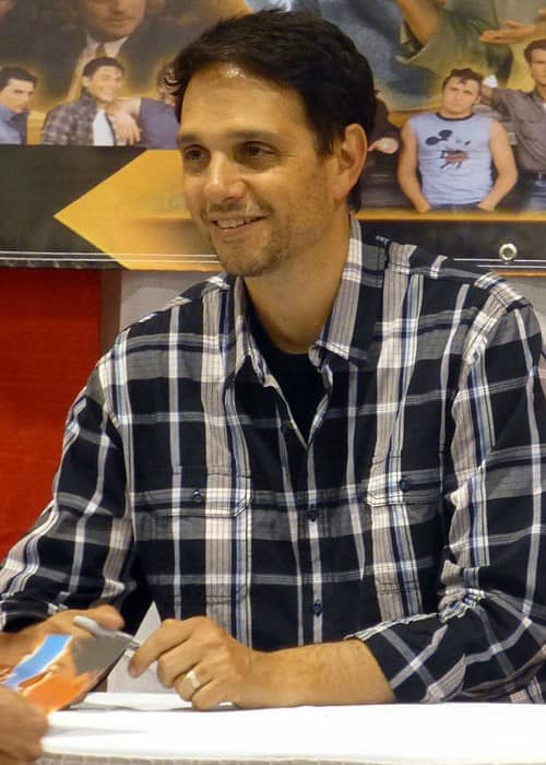 Ralph Macchio during the Motor City Comic Con in May 2015