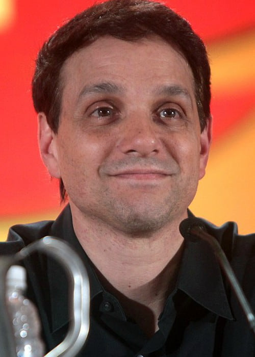 Ralph Macchio speaking at the 2016 Phoenix Comicon