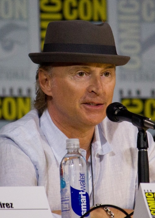 Robert Carlyle at the 2017 Comic-Con