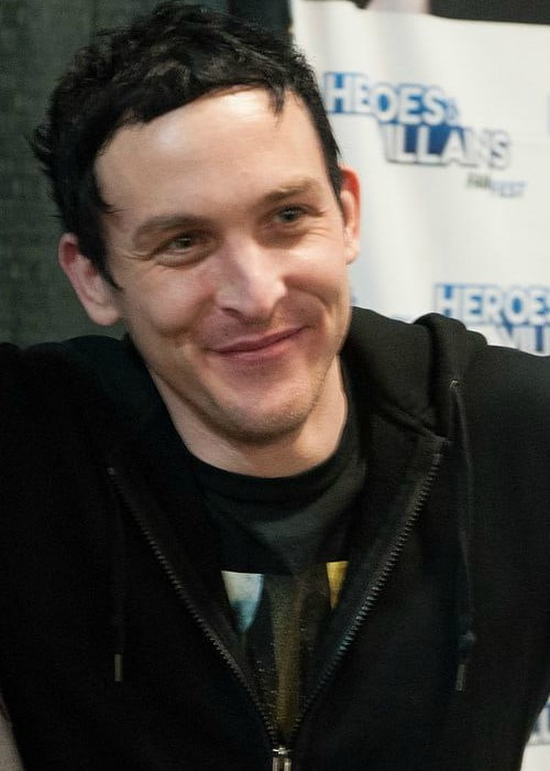 Robin Lord Taylor at Heroes and Villains fanfest in February 2016
