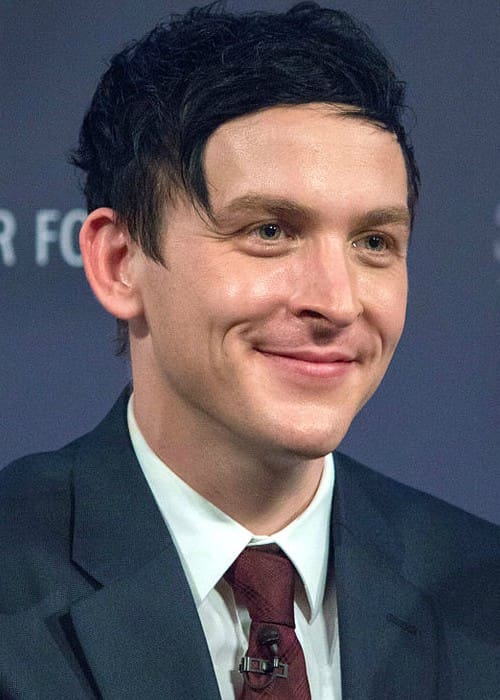 Robin Lord Taylor at the NY PaleyFest in October 2014