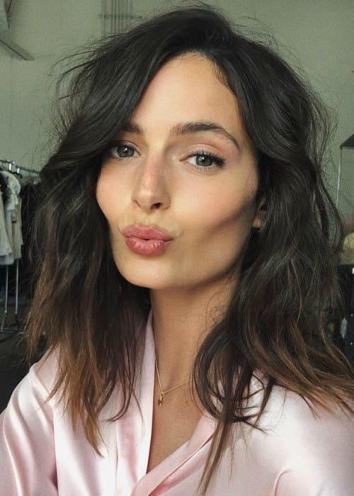 Sadie Newman in an Instagram post as seen in August 2018
