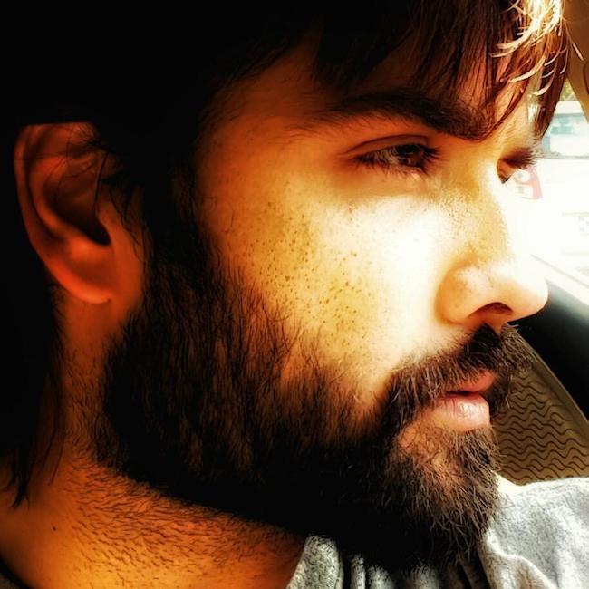 Vivian Dsena in a May 2016 selfie