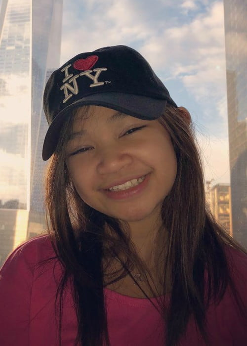 Angelica Hale in an Instagram post in September 2018
