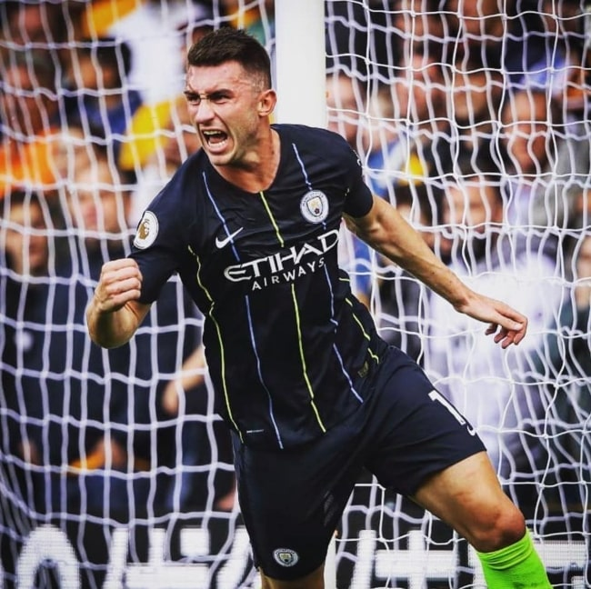 Aymeric Laporte as seen August 2018