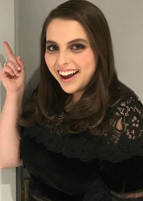 Beanie Feldstein as seen in December 2017