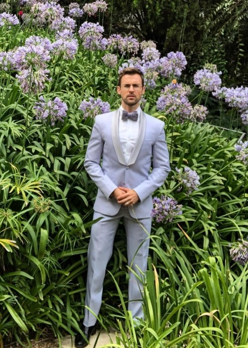 Brad Goreski as seen in August 2018