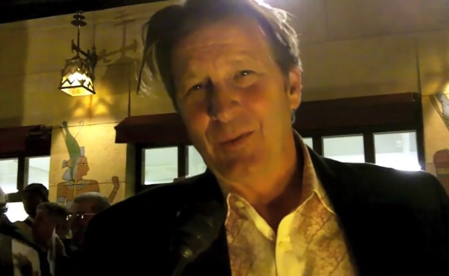 Brett Cullen during an interview in January 2012