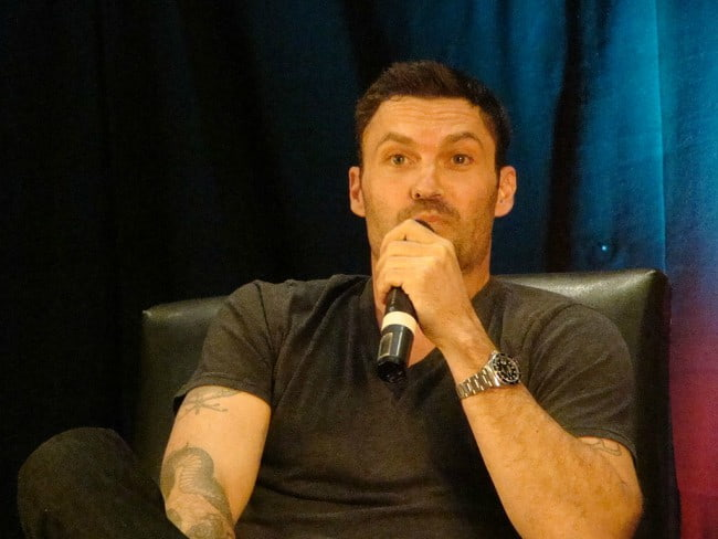Brian Austin Green as seen in June 2010