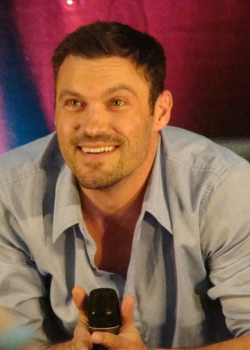 Brian Austin Green at an event in June 2010