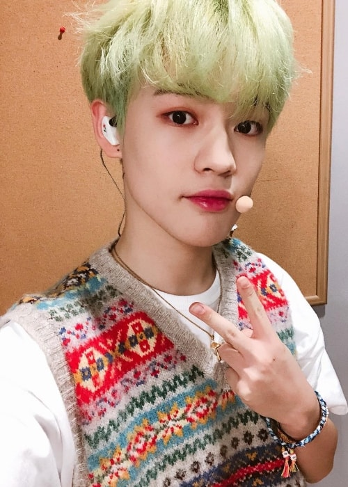 Chenle in a selfie in September 2018