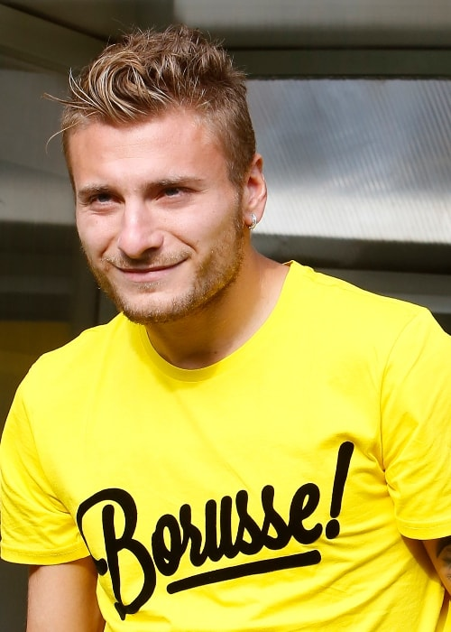 Ciro Immobile as seen in August 2014