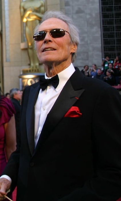 Clint Eastwood pictured at Kodak Theater in Los Angeles in February 2007