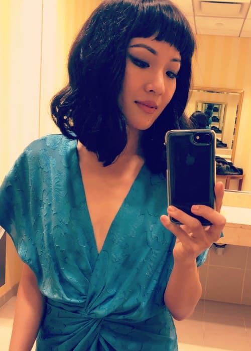 Constance Wu Height Weight Age Body Statistics