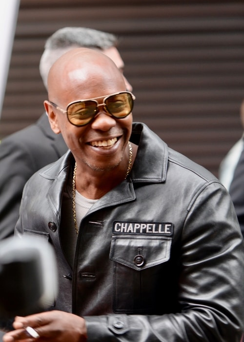 Dave Chappelle as seen in 2018