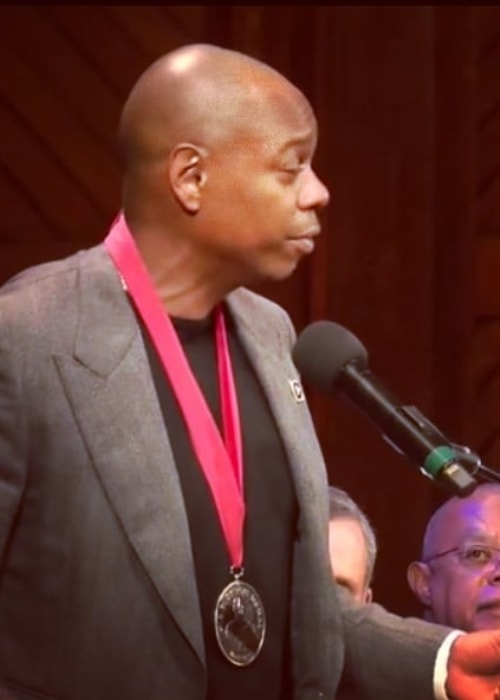 Dave Chappelle as seen in October 2018