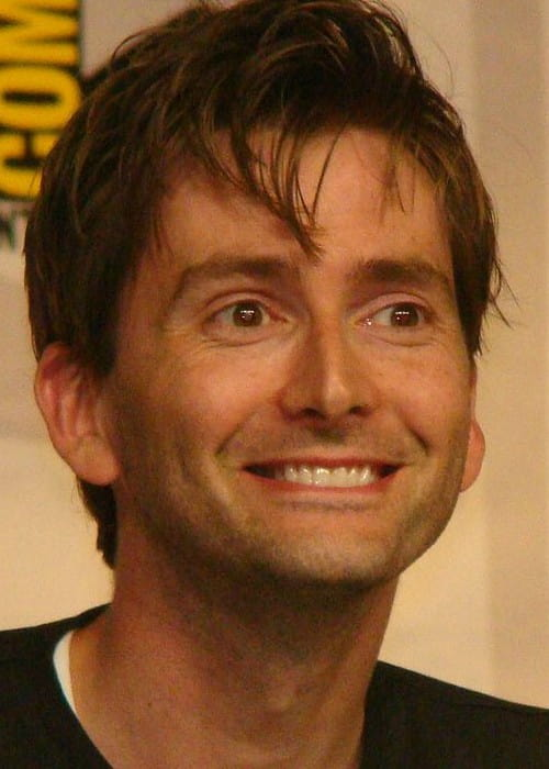 David Tennant as seen in July 2009