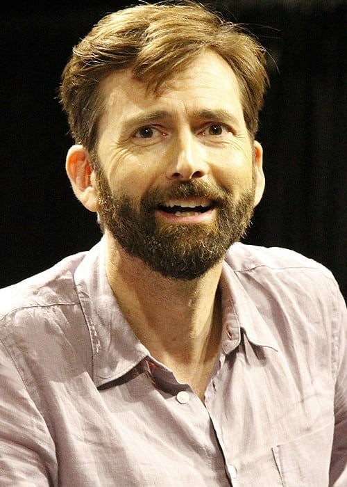 David Tennant at GalaxyCon Raleigh in 2019