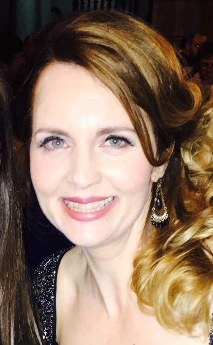 Debra Stephenson as seen in 2015