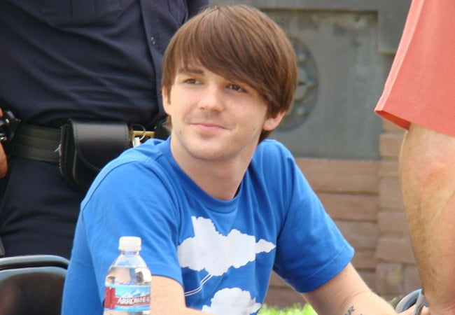Drake Bell as seen in October 2007