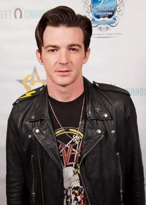 Drake Bell during an event in December 2016
