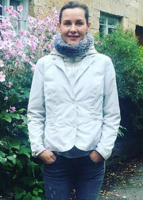 Embeth Davidtz as seen in September 2016